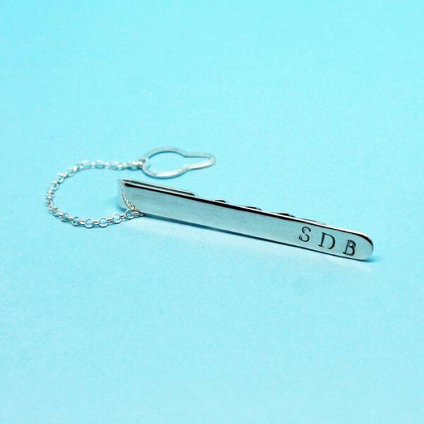 personalised-clip-sterling-tie