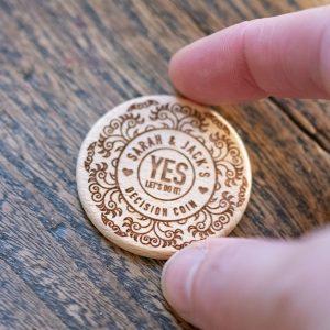 decision coins