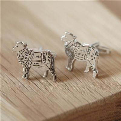 Sheep Cufflinks